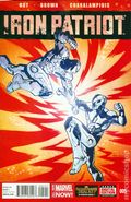Iron Patriot (2014 Marvel) 5