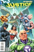 Justice League (2011) 32C