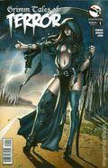 Grimm Tales of Terror (2014 Zenescope) 1A