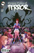 Grimm Tales of Terror (2014 Zenescope) 1B
