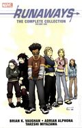 Runaways TPB (2014 Marvel) The Complete Collection 1-1ST