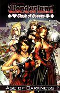 Grimm Fairy Tales Presents Wonderland Clash of Queens TPB (2014 Zenescope) Age of Darkness 1-1ST