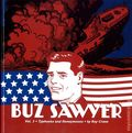 Buz Sawyer HC (2011- Fantagraphics) By Roy Crane 3-1ST
