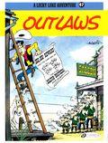 Lucky Luke Adventure GN (2006-2014 Cinebook) 47-1ST