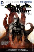 Batman The Dark Knight HC (2012 DC Comics The New 52) 4-1ST