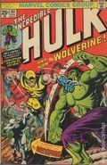 Incredible Hulk (1962-1999 1st Series) Mark Jewelers 181MJ