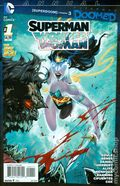 Superman Wonder Woman (2013) Annual 1