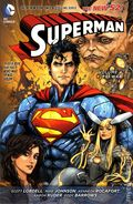 Superman HC (2012-2015 DC Comics The New 52) 4-1ST