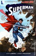 Superman TPB (2013 DC Comics The New 52) 3-1ST