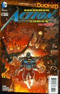 Action Comics (2011 2nd Series) 34A