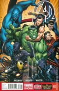 New Avengers (2013 3rd Series) 22A
