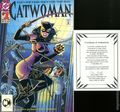 Catwoman (1993 2nd Series) 1CASSIGNED