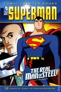 DC Super Heroes Superman: The Real Man of Steel SC (2014 Capstone) 1-1ST