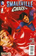 Smallville Season 11 Chaos (2014) 1