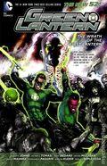 Green Lantern Wrath of the First Lantern TPB (2014 DC Comics The New 52) 1-1ST