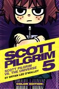 Scott Pilgrim HC (2012-2014 Oni Press) Color Edition 5-1ST