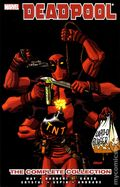 Deadpool The Complete Collection TPB (2013 Marvel) By Daniel Way 4-1ST