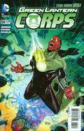 Green Lantern Corps (2011 2nd Series) 34A