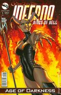 Grimm Fairy Tales Inferno Rings of Hell (2014 Zenescope) 1C