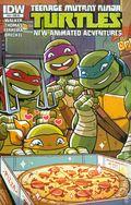 Teenage Mutant Ninja Turtles New Animated Adventures (2013 IDW) 14RI