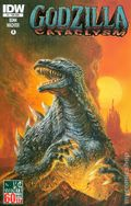 Godzilla Cataclysm (2014 IDW) 1SUB