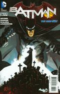 Batman (2011 2nd Series) 34A