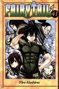 Fairy Tail TPB (2008 Del Rey/Kodansha Digest) 41-1ST