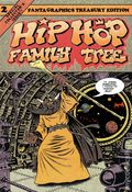 Hip Hop Family Tree TPB (2013 Fantagraphics) 2-1ST