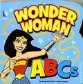 Wonder Woman ABCs HC (2014 Capstone Press) Board Book Small Edition 1-1ST