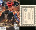 Superman Batman (2003) 8A-DF-SIGNED