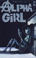 Alpha Girl (2012 Image) 2CON