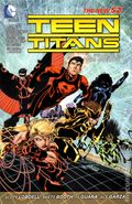 Teen Titans TPB (2012-2015 DC Comics The New 52) 2-REP