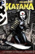 Katana Soultaker TPB (2014 DC Comics The New 52) 1-1ST