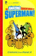 Amazing Adventures of Superman: Creatures from Planet X SC (2014 DC/Capstone) 1-1ST
