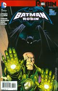 Batman and Robin (2011 2nd Series) 34A