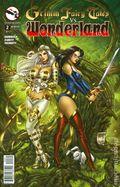 Grimm Fairy Tales vs. Wonderland (2014) 2C