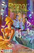 Robyn Hood (2014 Zenescope) 2nd Series Ongoing Grimm Fairy Tales 1C