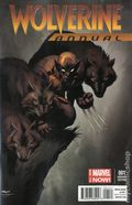 Wolverine (2014 5th Series) Annual 1B