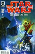Star Wars Darth Maul Son of Dathomir (2014) 4
