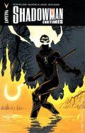 Shadowman End Times TPB (2014 Valiant) 1-1ST