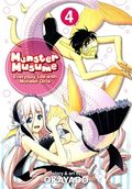 Monster Musume GN (2013 Seven Seas Digest) Everyday Life with Monster Girls 4-1ST
