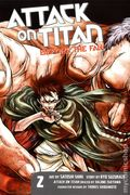 Attack on Titan Before the Fall GN (2014 Kodansha Digest) 2-1ST