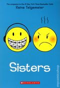 Sisters GN (2014 Scholastic) 1-1ST