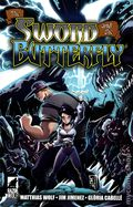 Sword and the Butterfly GN (2014 Razor Wolf) 1-1ST