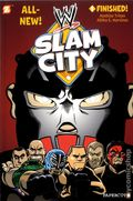 WWE Slam City GN (2014 Papercutz) 1-1ST