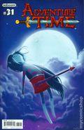 Adventure Time (2012 Kaboom) 31A