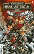 Steampunk Battlestar Galactica 1880 (2014 Dynamite) 1B