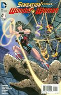 Sensation Comics Featuring Wonder Woman (2014) 1A