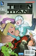 Teen Titans (2014 5th Series) 2B