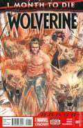 Wolverine (2014 5th Series) Annual 1A